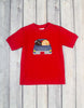 Sports Balls Truck T-Shirt - Boys - Stellybelly - 1