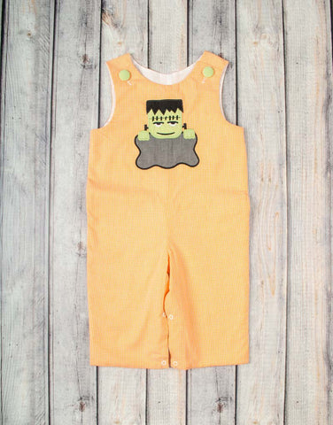 Monster Mono Longall - Boys - Stellybelly - 1