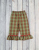 Girls Plaid Reindeer Loungewear - Girls - Stellybelly - 2