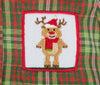 Girls Plaid Reindeer Loungewear - Girls - Stellybelly - 3