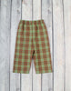 Smocked Plaid Reindeer Boys Pant Set - Boys - Stellybelly - 2