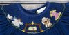 Smocked Nativity Long Bubble - Girls - Stellybelly - 3