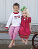 Smocked Christmas Friends Boys Pant Set - Boys - Stellybelly - 5