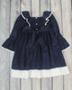 Smocked Deer Peasant Dress - Girls - Stellybelly - 2