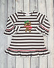 Gingerbread App Knit Dress - Girls - Stellybelly - 1