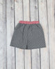 Smocked Mouse Ears Swim Trunks - Boys - Stellybelly - 2