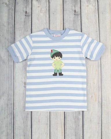Neverland Applique Boys T-Shirt - Boys - Stellybelly - 1