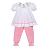 Ballerina Long Bloomer Set