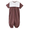 Henley Boy Long Romper