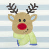 Jolly Reindeer App Boys LS T-Shirt - Boys - Stellybelly - 2