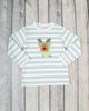 Jolly Reindeer App Boys LS T-Shirt - Boys - Stellybelly - 1