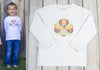 Turkey Applique LS T-Shirt - Boys - Stellybelly - 2