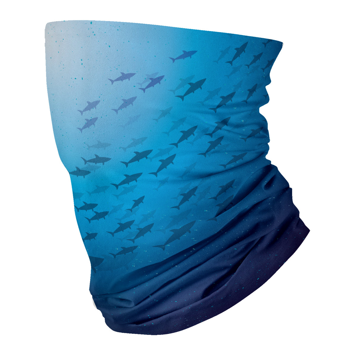 Sharks Neck Gaiter