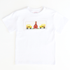 Smocked School House & Buses T-Shirt