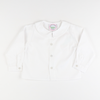 Pique Collared Long Sleeve Boys Shirt