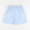 Signature Shorts - Light Blue Check