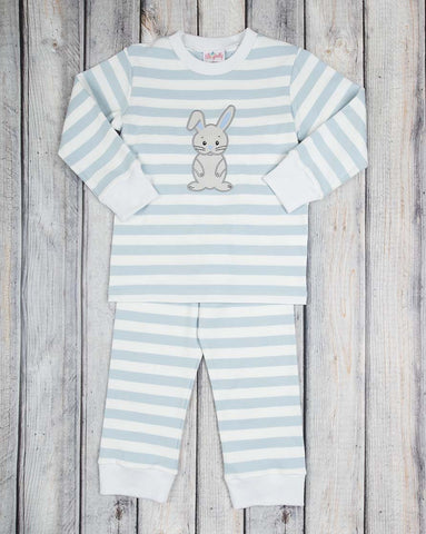 Easter Buddy Applique Boys Loungewear - Boys - Stellybelly - 1