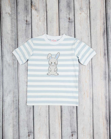 Easter Buddy Applique T-shirt - Boys - Stellybelly - 1