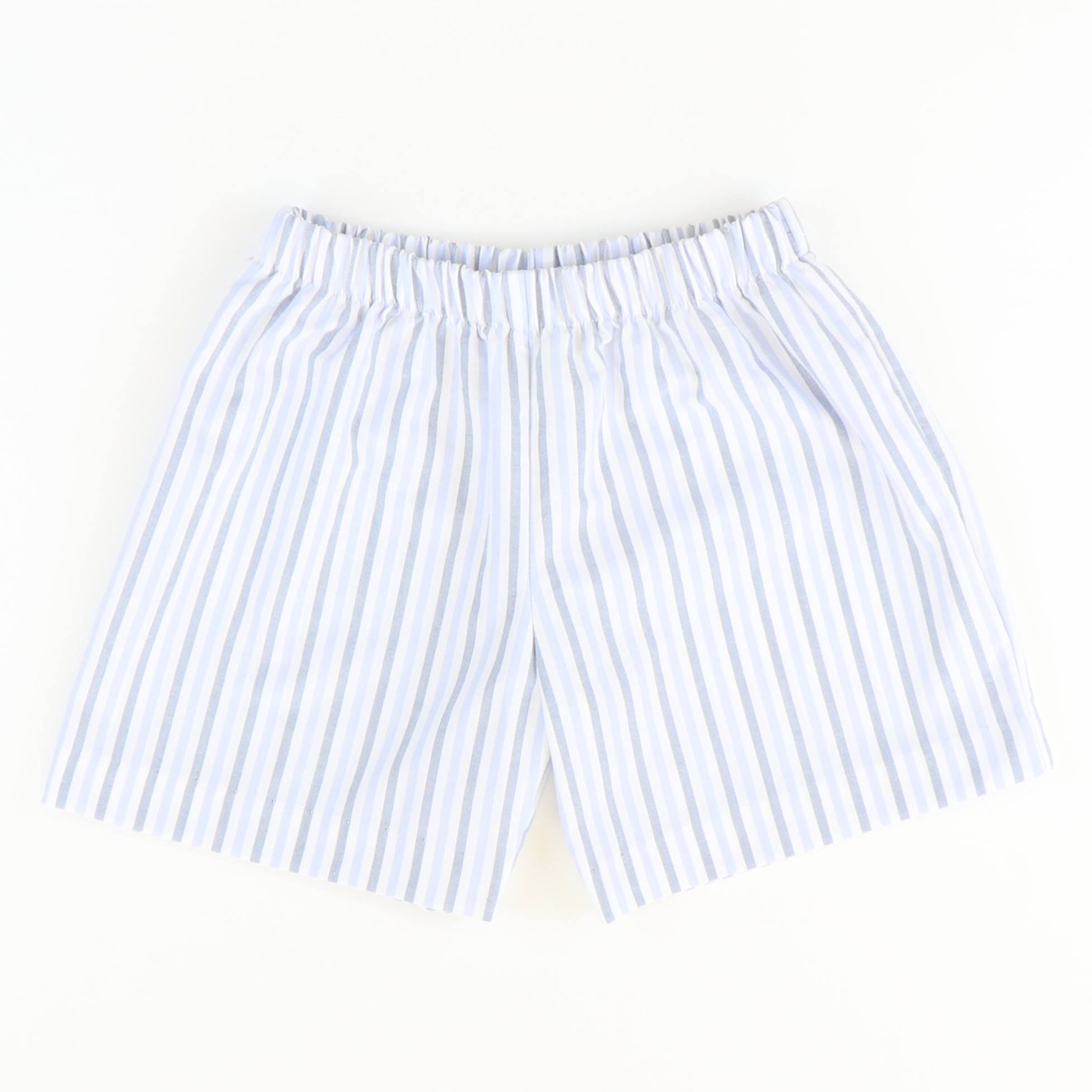 Classic Shorts - Blue & White Stripes - Stellybelly