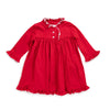 Red Knit Nightgown