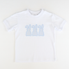 Appliqué Peeps Short Sleeve T-Shirt