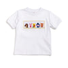 Smocked Storybook Friends Shirt
