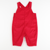 Red Corduroy Longall