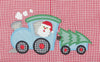 Santa Tree Train App Longall - Boys - Stellybelly - 2