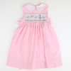 Smocked Bo Peep Dress