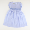 Smocked Doves Dress