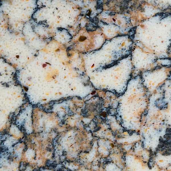 Amber Foam Solid Surface Countertops Allen Roth