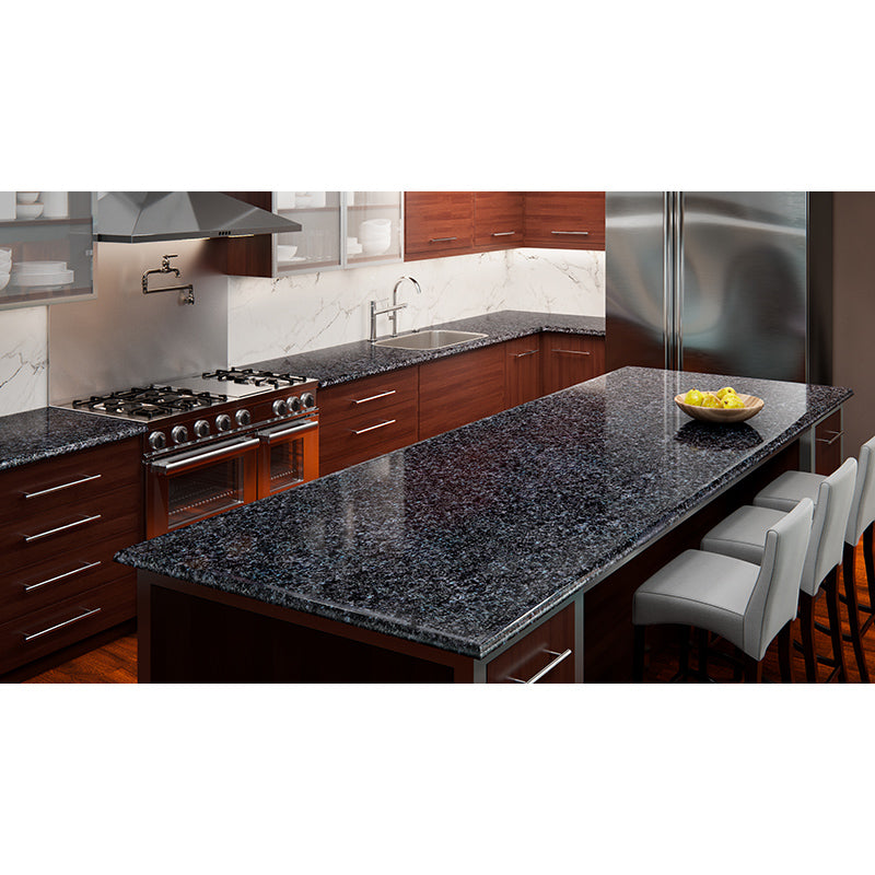 Blue Pearl Granite Countertops Allen Roth