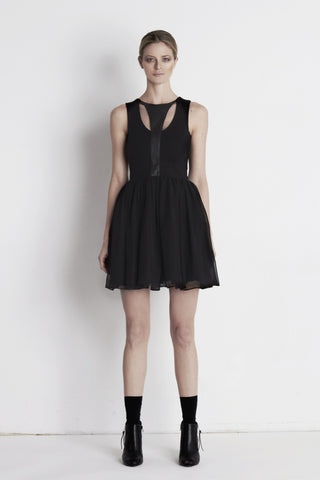 Annabella - Feminine Chiffon Dress