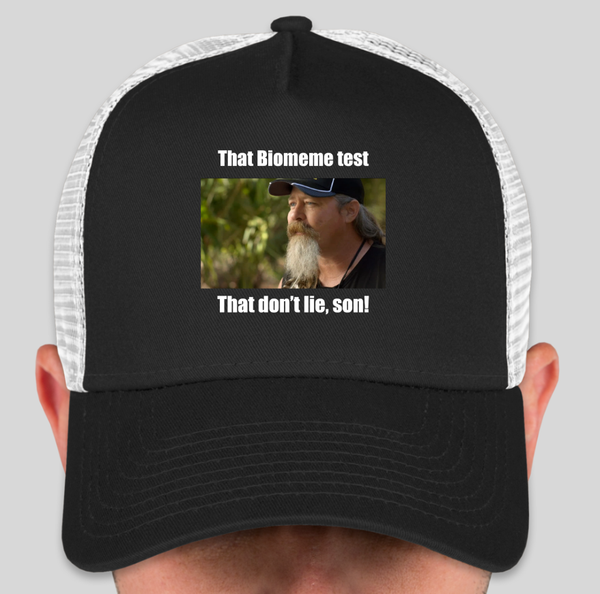 Biomeme Python Hunter Hat
