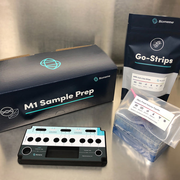 Biomeme SARS-CoV-2 Test Kit Only