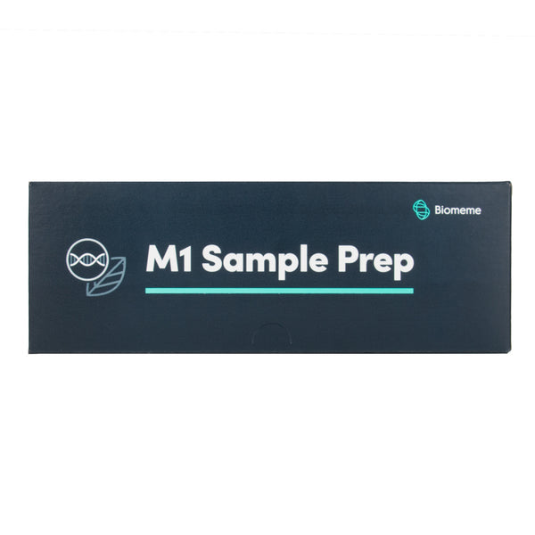 Biomeme M1 Sample Prep Kit for eDNA