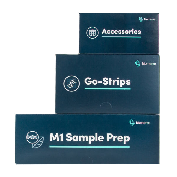 BioPoo™ Enterococcus Panel M1 Go-Kit for eDNA