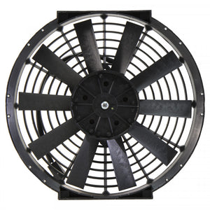 "16"" Electric Radiator Cooling Fan & kit New"