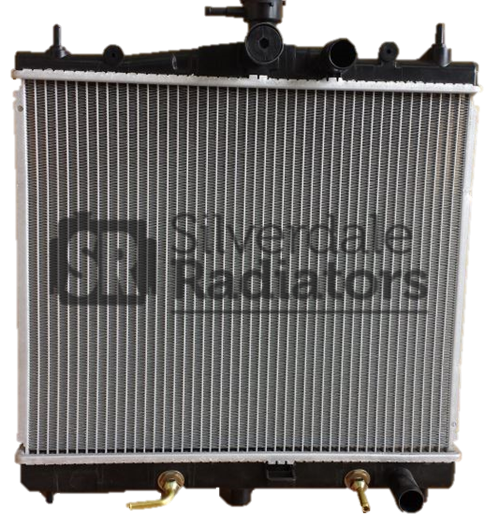Nissan March 2002~2008, K12 Series  - Radiator