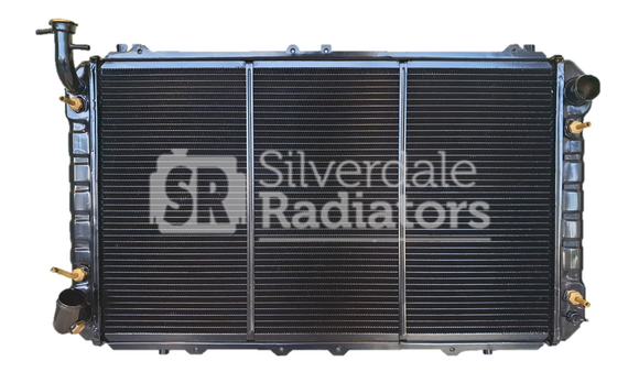 Nissan Safari / Patrol Y60 Diesel ( 3 Row Core ) Radiator