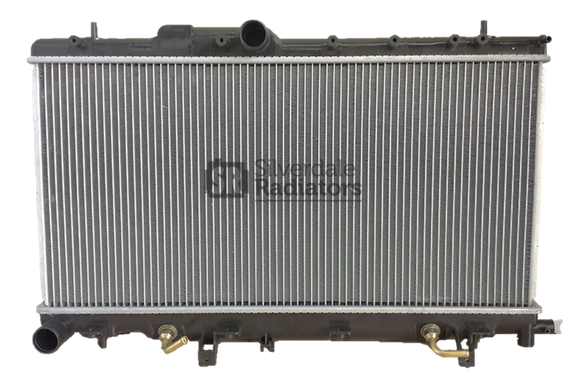 Subaru Legacy B4 Turbo 1998 ~2002 Radiator