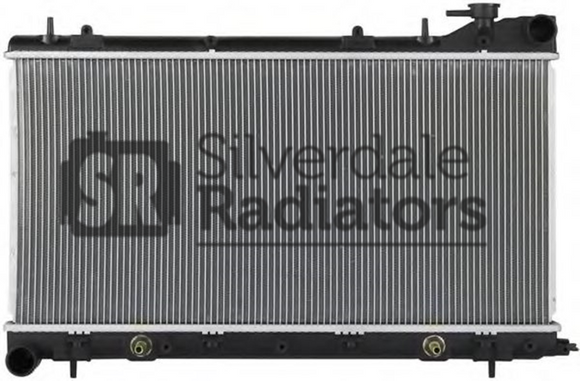 Subaru Impreza 1998 ~ 1999 (Non Turbo Face-Lift Model) Radiator