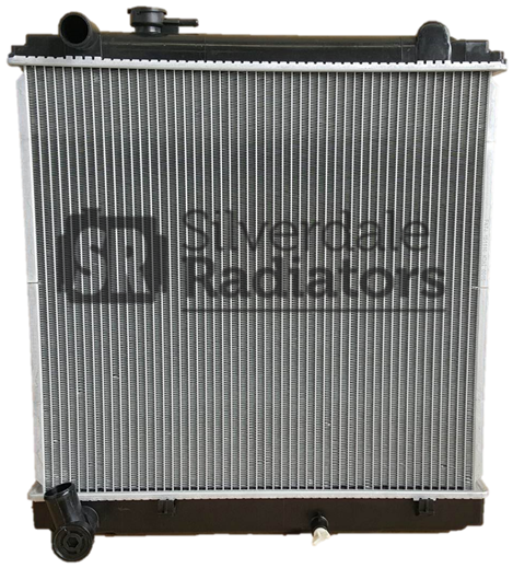 Toyota Toyoace / Dyna, LY201, LY202, LY211 Diesel Radiator
