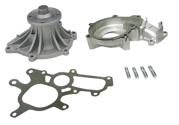 Toyota Hilux / Surf KZN165, 1996 ~ 2005 Water pump with Housing