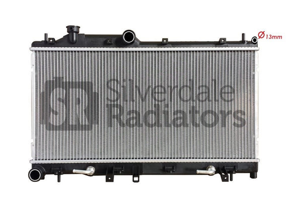 Subaru Legacy 2003 ~ 2007  BP5 / BL5 (Turbo) Radiator