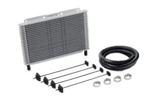 Transmission Oil Cooler & Fitting Kit -  21 Row 8 Cylinders