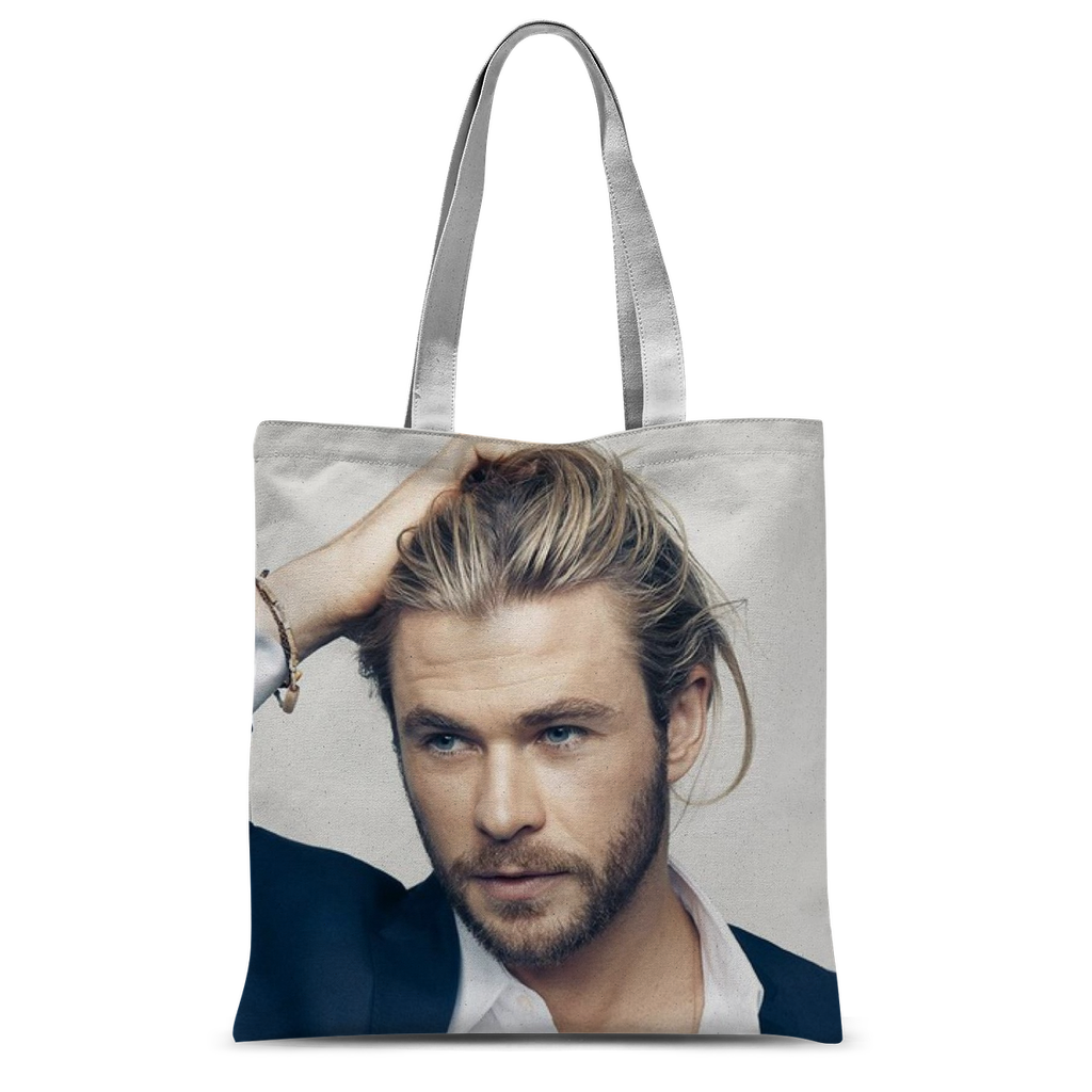 Chris Hemsworth Classic Sublimation Tote Bag