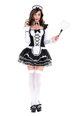 Pretty And Proper French Maid - PartyExperts