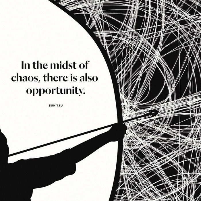 Chaos and Opportunity