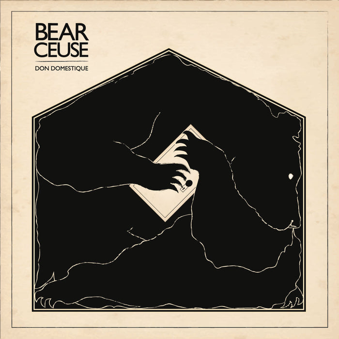 Bear Ceuse: Don Domestique Album Cover